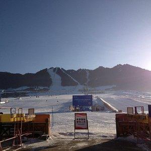 Ski runs