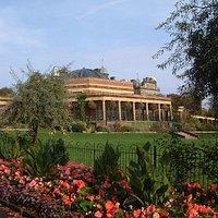 Valley Gardens Sun Pavilion