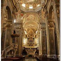FinalBorgo:La stupenda Chiesa di San Biagio.