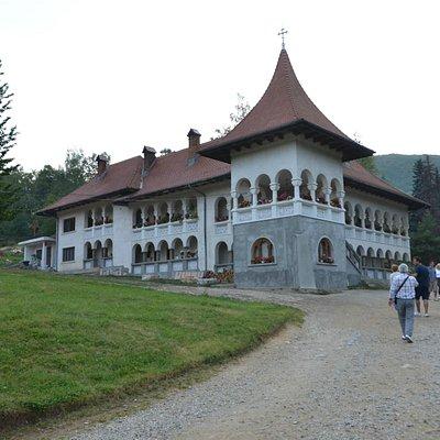 Manastirea Prislop 2