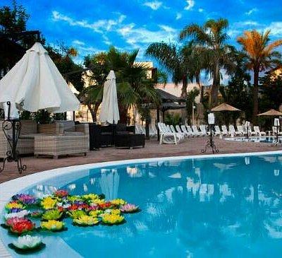 piscine karibù