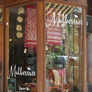 Mulberries windows