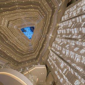 30-storey Atrium
