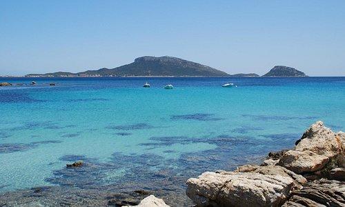 SOS Aranzos dal lato spiaggietta centrale