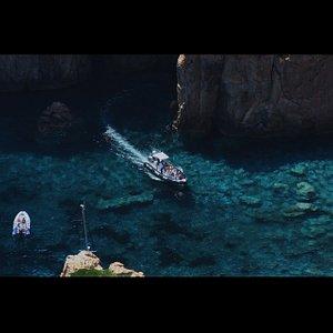 Piscine naturelle du Capu Rossu