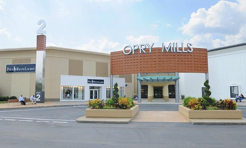 Welcome to Opry Mills in Nashville, Tennessee!