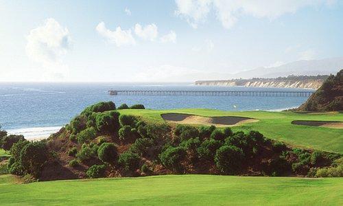 Sandpiper Golf Club in Goleta Courtesy of Aidan Bradley Photography