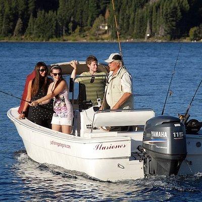 Pescando con Juan