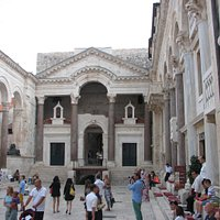 Diocletian's Peristyle
