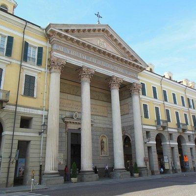 Cattedrale / Duomo Nostra Signora del Bosco