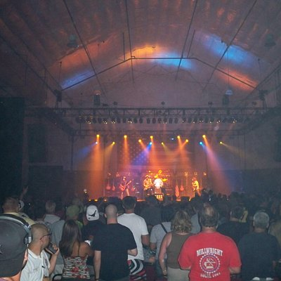 Not of Tritt, but of a Ted Nugent show we saw