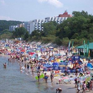 Strand Miedzyzdroje