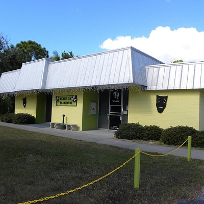 Lemon Bay Playhouse, 96 W Dearborn St., Englewood, FL