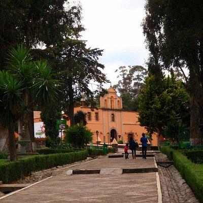 La capilla de la Hacienda