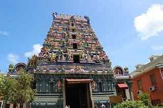 Another Views Temple Facade