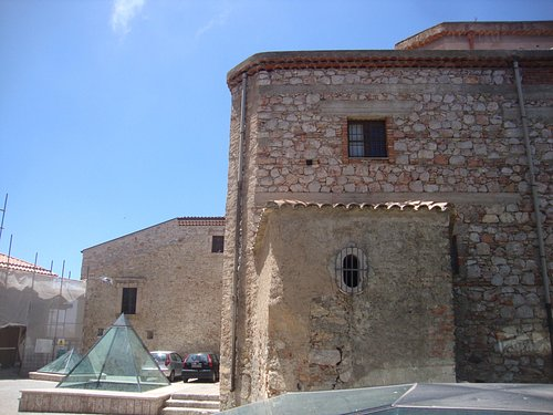 S. Marco d'Alunzio - Museo bizantino e chiesetta di S. Teodoro