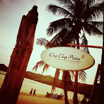 Cha Cha Moon: Chaweng Beach
