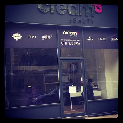 Cream Beauty Group -Great Western Road, Glasgow