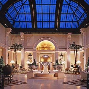 25F Atrium lobby