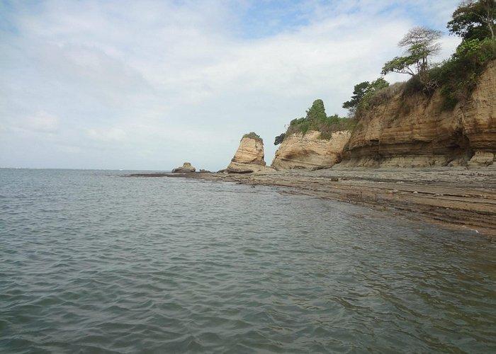 Playa de Cumilinche club.