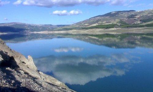 Lago di Occhito - Macchia Valfortore