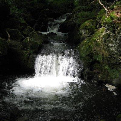 Cascade de Chiloza