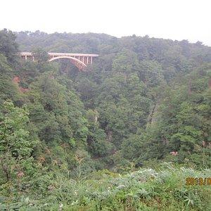 国道47号の橋