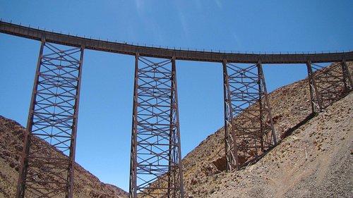 Viaducto en toda su dimensión