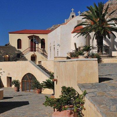 Piso Moni Preveli/hinteres Kloster