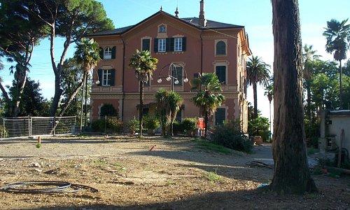 Villa Tigullio sede del Museo