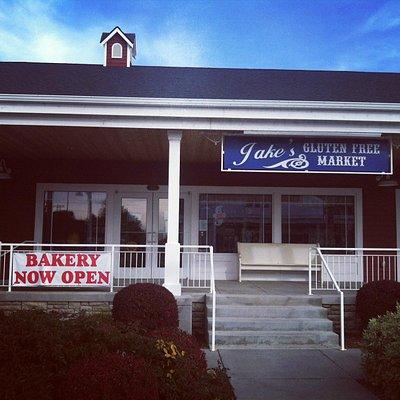 Jake's Storefront