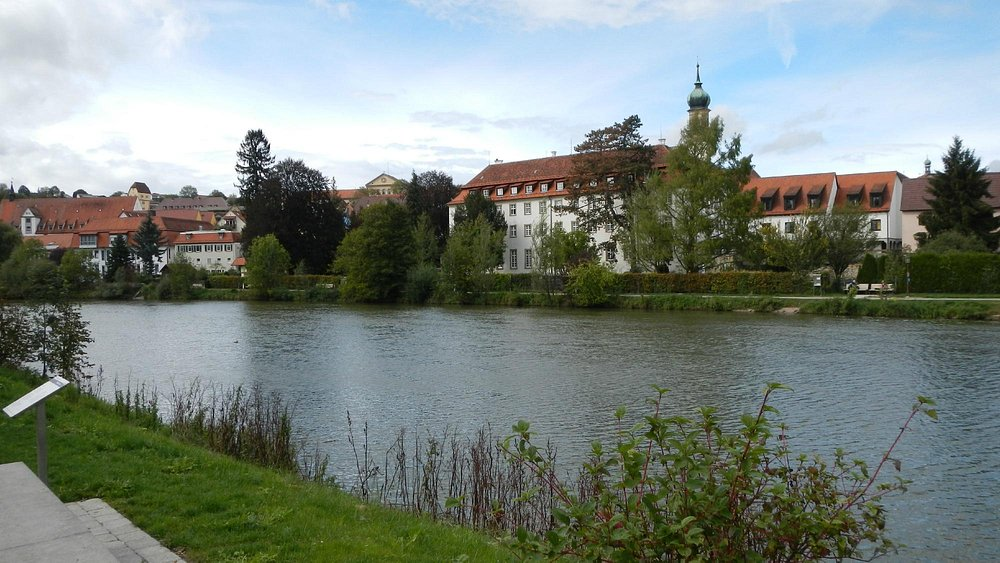View of the Seminary of the Diocese of Rottenburg