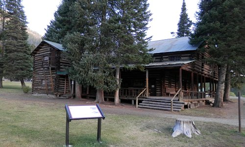 Majestic Historic Lodge!