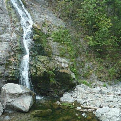 Lotrisor Waterfall