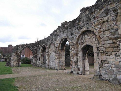 St Oswald's Priory