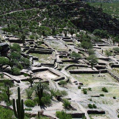 Ruinas de Ciudad Sagrada de Quilmes 4