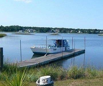Starfish Bass River Cruise Dock & Boat