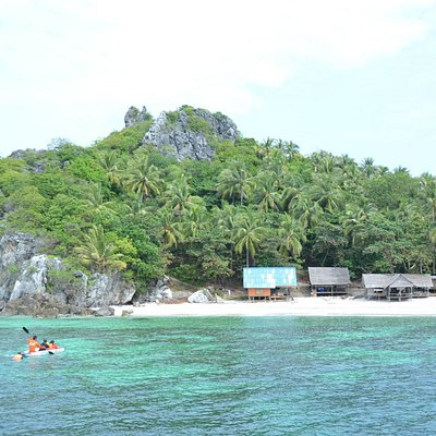 Lang Ga Jiew Island