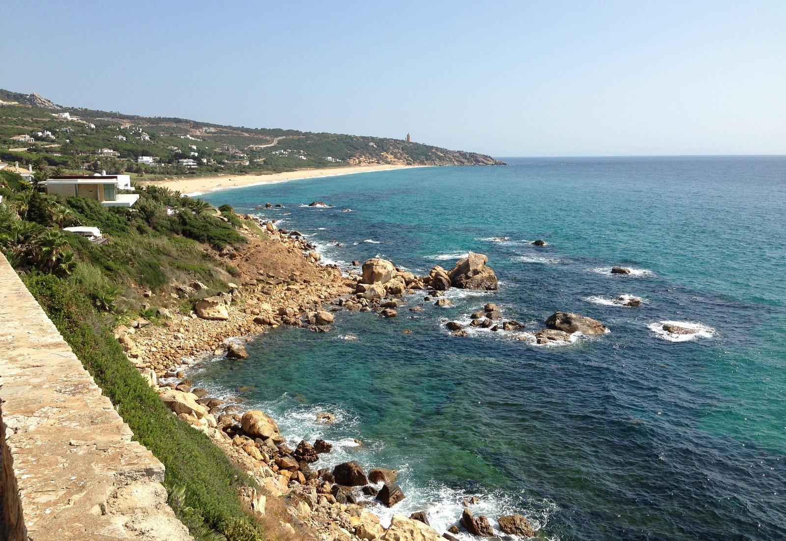 playa zahara