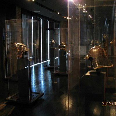 Some of the displays.