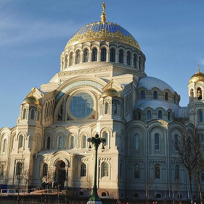 Kronshtadt Naval Cathedral
