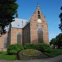 Heliga Trefaldighets kyrkan i Kristianstad