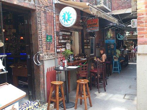 Rambler bar