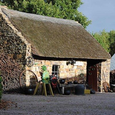 Authentic cottage
