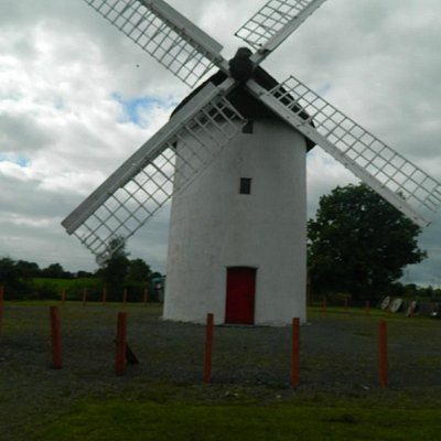 Elphin restored windmill