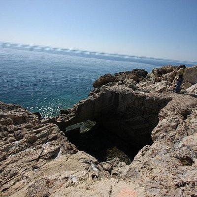 Minoan Water tanks