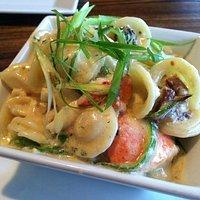 Seafood Mac n Cheese
