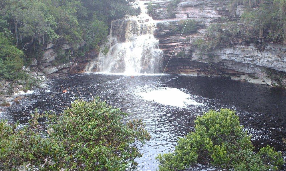 Cachoeira do Poço do Diabo