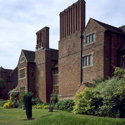 Upton Cressett Hall