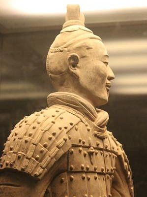 Handsome Terracotta Warrior